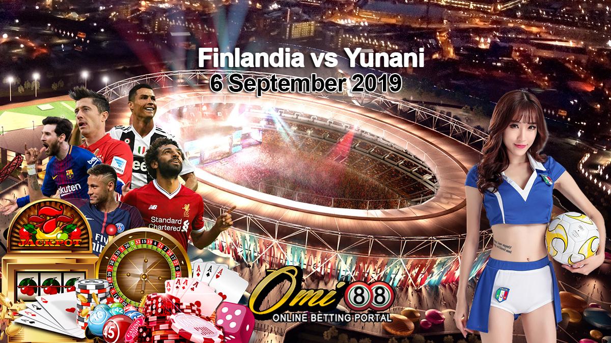 Prediksi Skor Finlandia vs Yunani 6 September 2019