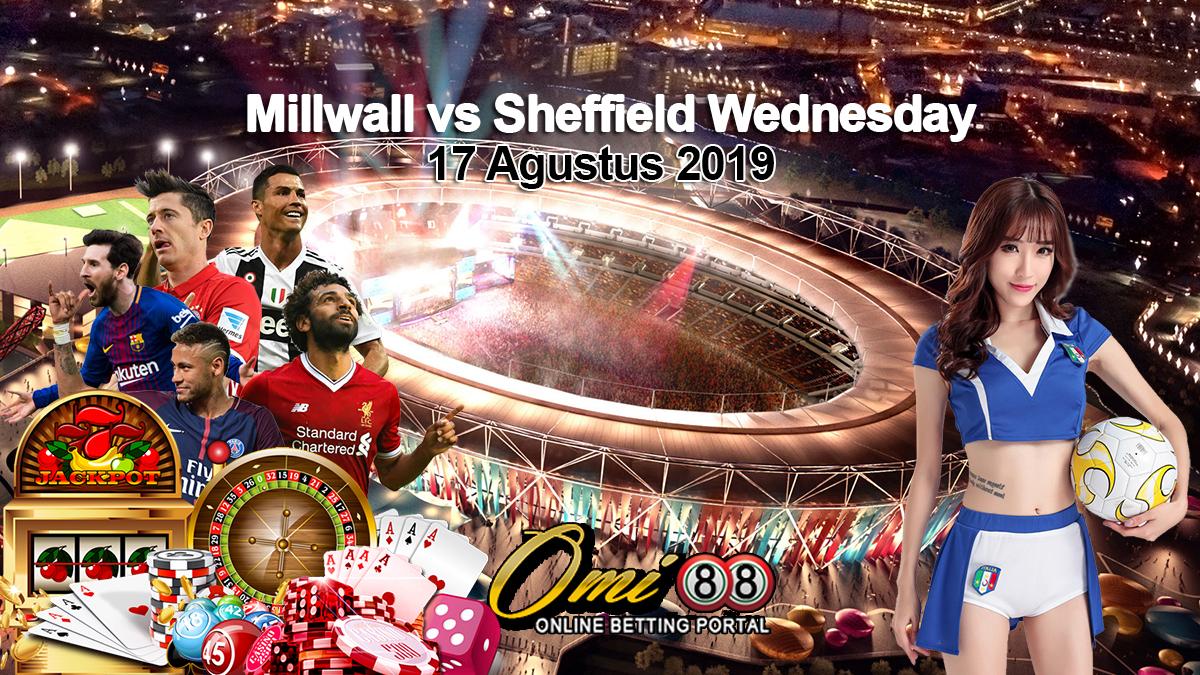 Prediksi Skor Millwall vs Sheffield Wednesday 17 Agustus 2019