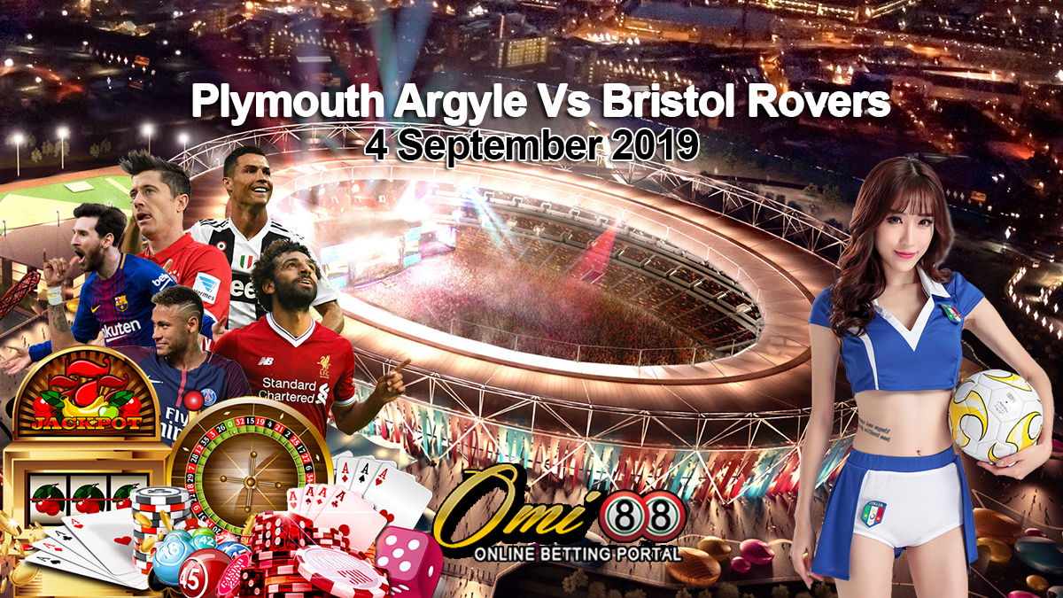 Prediksi Skor Plymouth Argyle Vs Bristol Rovers 4 September 2019