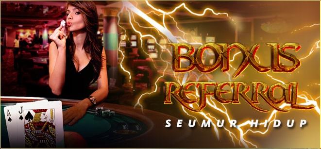 bonus referral casino online omi88