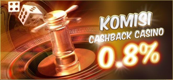 komisi cashback casino omi88